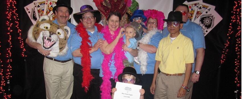 iRex Eagle Bowling Team Aids BBBS