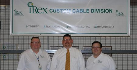 iRex Makes Waves at Area Tech Forum and Expo