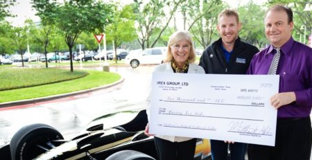 iRex Revs Up for Racing for Kids
