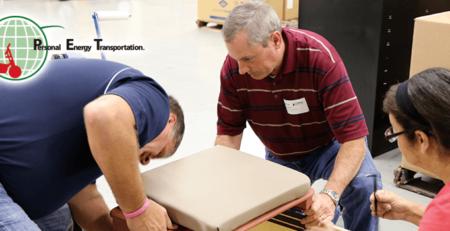 National Instruments Helps PET-Austin
