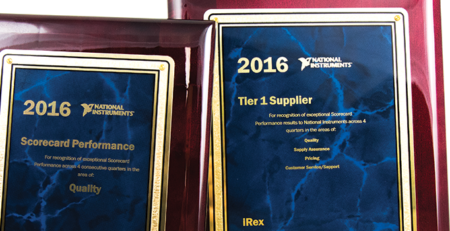 2016 NI Supplier Appreciation