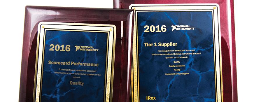 2016 NI Supplier Appreciation