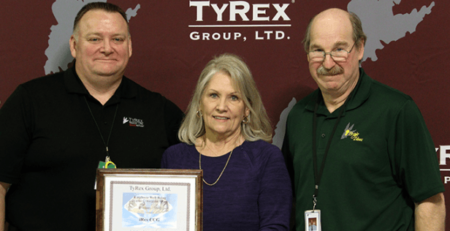TyRex Founders Day 2018